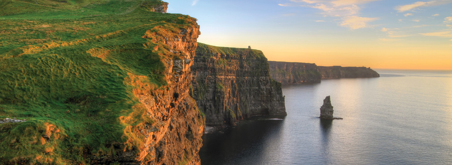 Picture of the Moher Cliffs