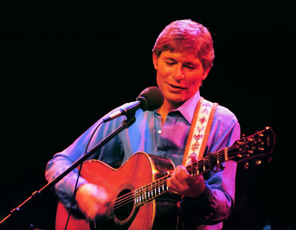 John Denver playing live in england